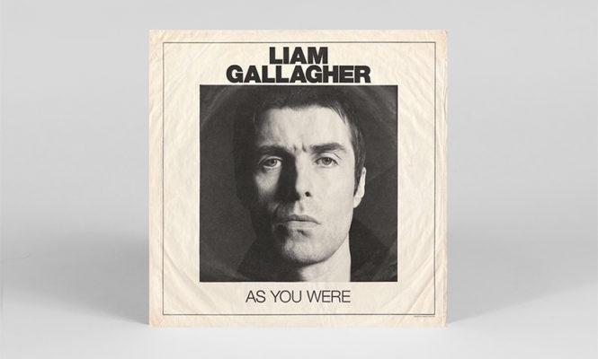 Liam Gallagher's debut album sets vinyl sales record