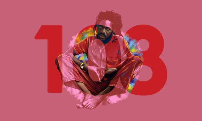 VF Mix 108: Dennis Brown by Time Cow (Equiknoxx)