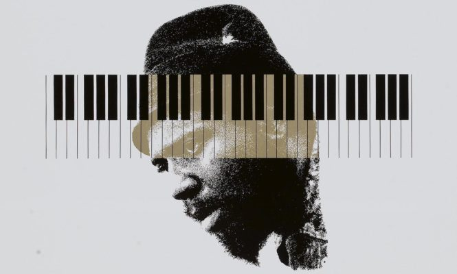 The sample legacy of radical jazz pianist Thelonious Monk