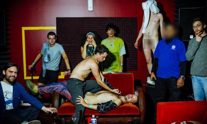How Golden Teacher craft mutant disco for the dancefloor