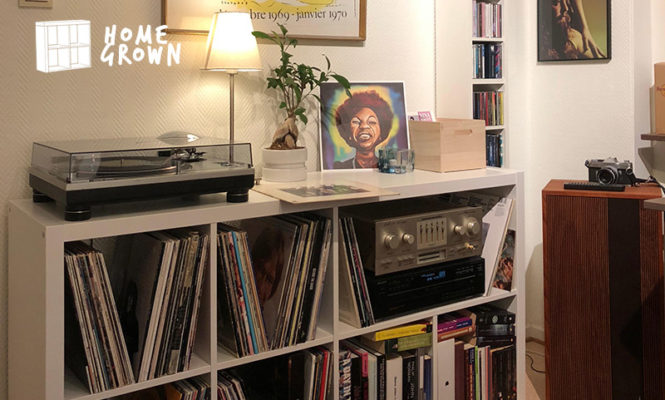 Home Grown: 'I love that records may have had a past life in a different collection'