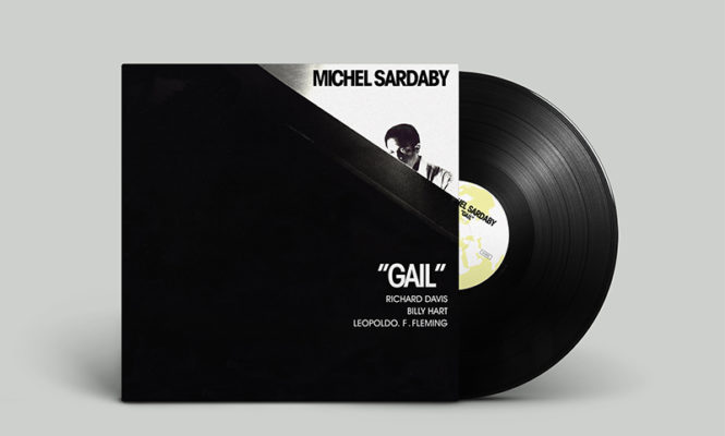 Rare 1975 funky jazz LP from Michel Sardaby rereleased for the first time