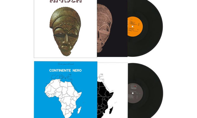 Two seminal Afro-influenced LPs by Italian library legend Piero Umiliani reissued on vinyl