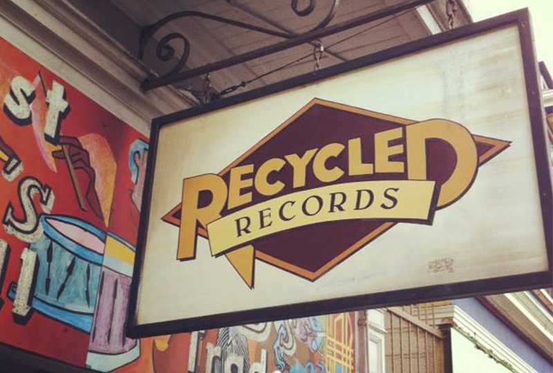 San Francisco record shop Recycled Records closes after 40 years