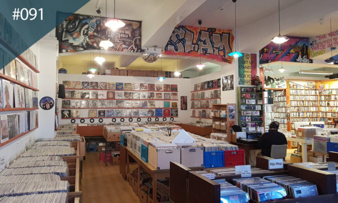 The world's best record shops #091: Lucky Records, Reykjavík