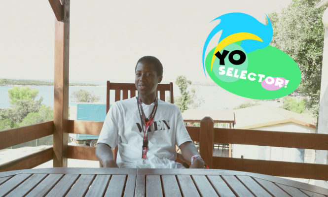 Yo Selector! with Moses Boyd