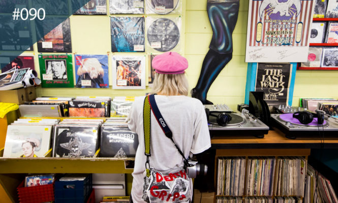 The world's best record shops #090: Slow Boat Records, Wellington