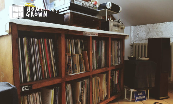 "Home Grown: ""Everyone should buy records!"""