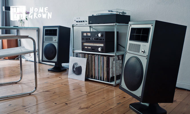 Home Grown: The hi-fi component collector with 14 turntables