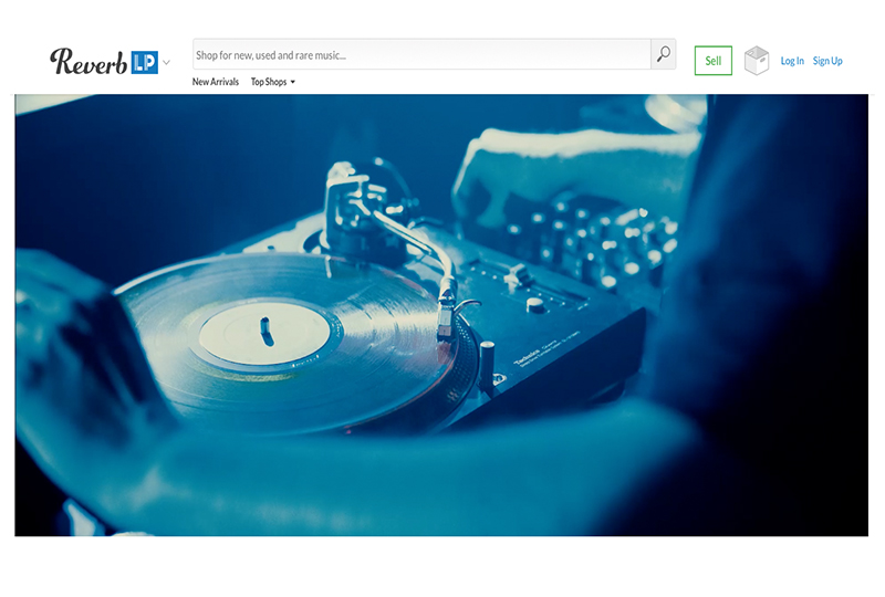 Discogs meets Match.com on Reverb's new online vinyl marketplace