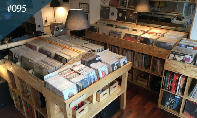 The world's best record shops, #095: Backflip Records, Milan