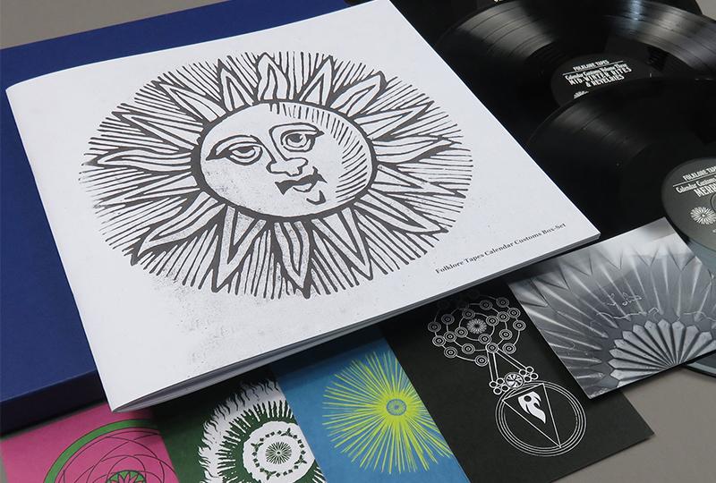 Folklore Tapes releasing limited 4xLP box set of <em>Calendar Customs</em> series