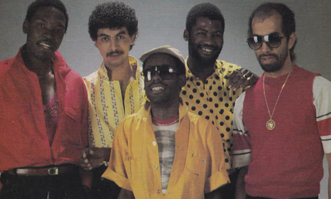 South African '80s bubblegum soul and synth boogie collected in new Soundway comp
