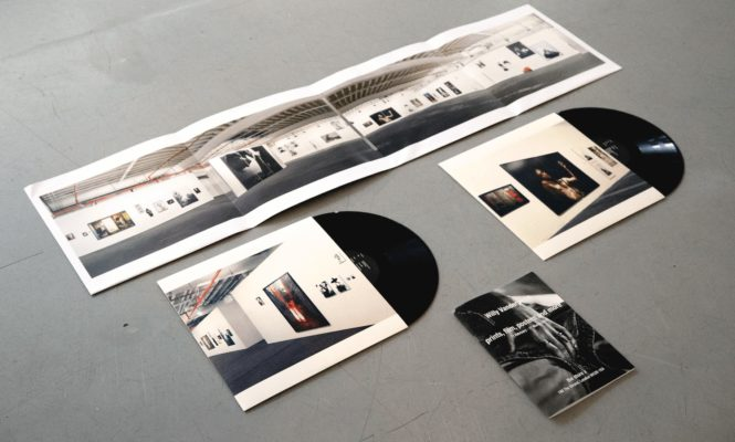 Photographer Willy Vanderperre releases bespoke fold-out vinyl for new Store X exhibition
