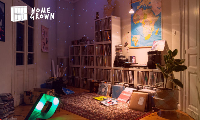 Home Grown: 'Music is my life'
