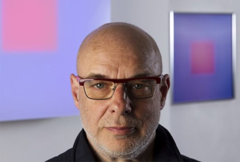 Brian Eno announces Music For Installations 9xLP box set