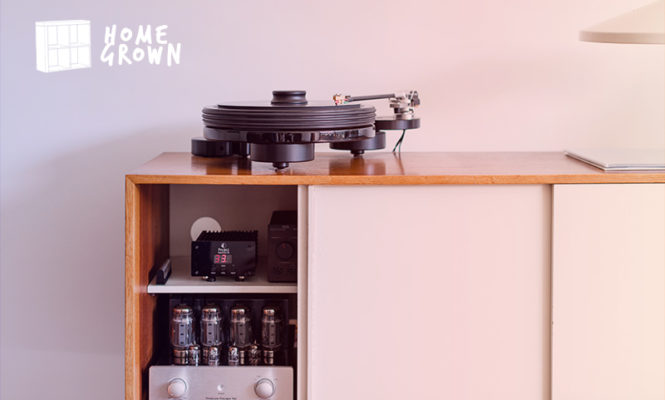 Home Grown: The architect whose set-up looks as good as it sounds
