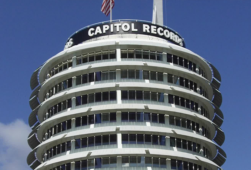 Hollywood's iconic Capitol Studios is launching online mixing, mastering and vinyl-cutting services