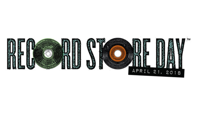 The official list of Record Store Day 2018 releases