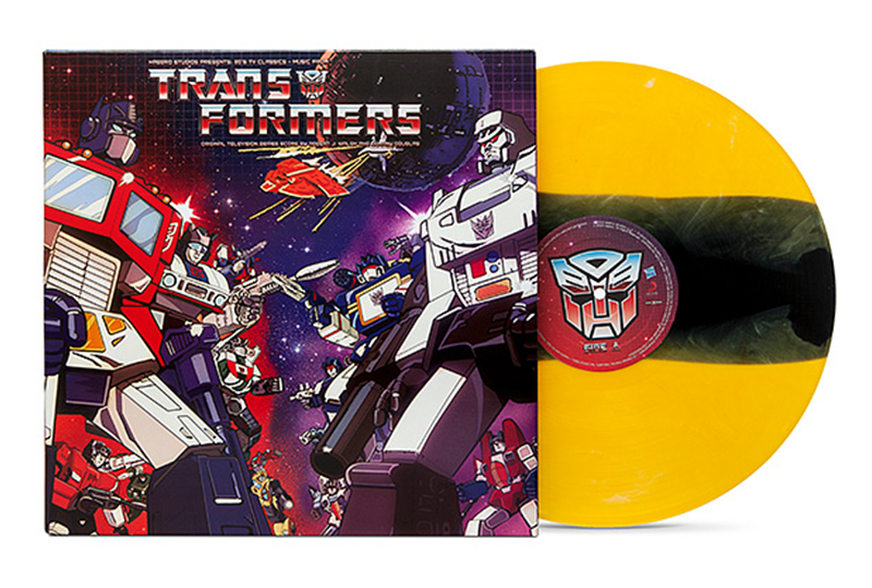Transformers Original 1980s Soundtrack Released On