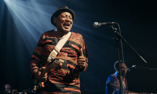 The story of highlife and Afrobeat legend Ebo Taylor, in his own words