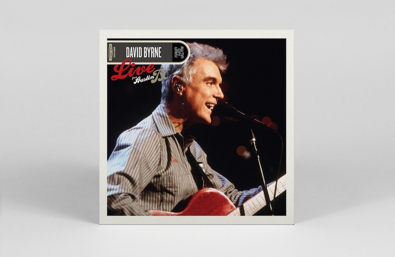 David Byrne The Albums The Fat Angel Sings