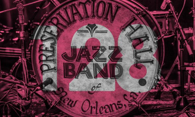 VF Mix 128: Preservation Hall Jazz Band by Sandunes
