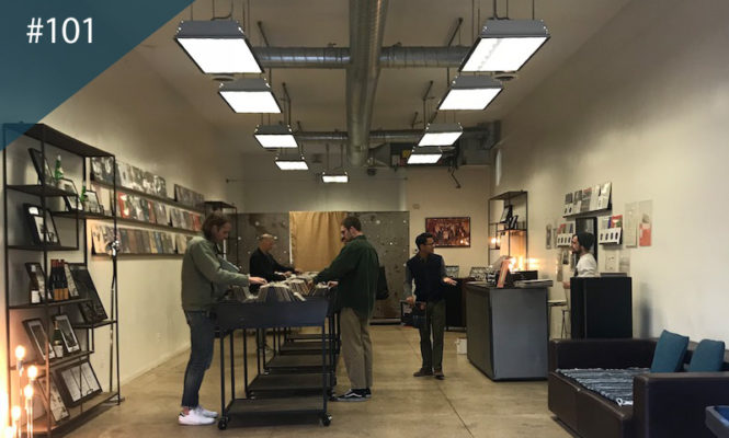 The world's best record shops #101: Rappcats, Los Angeles