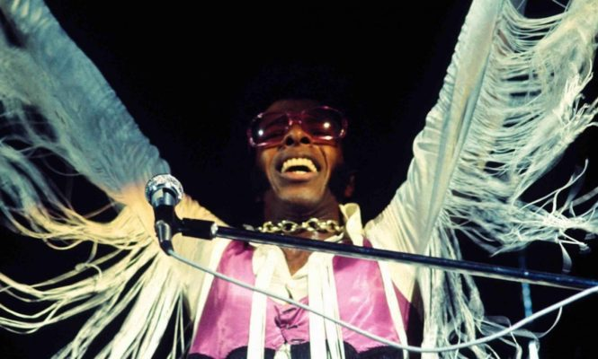 The sample legacy of Sly And The Family Stone