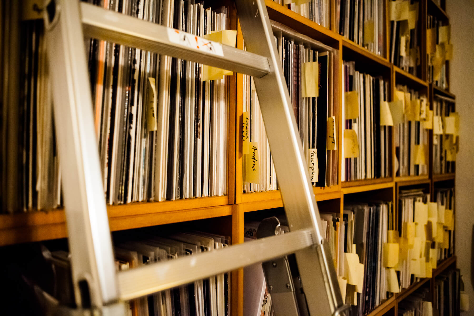 Physical record sales are out-selling digital downloads once more
