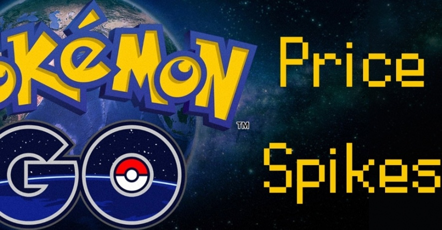 Currently Spiking: All Pokemon Games!