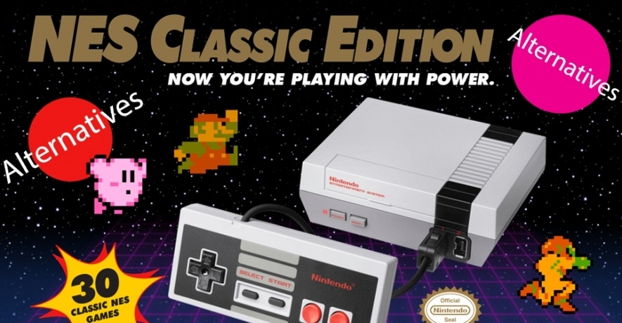 NES Mini Classic Edition: Holiday Alternatives