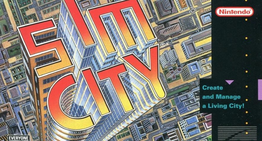 Lost Sim City NES Prototype Emerges