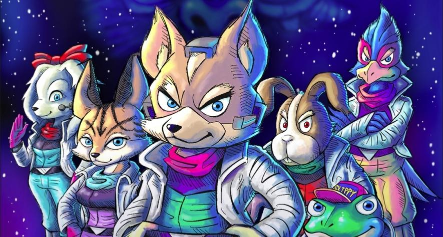 Nintendo Releases Star Fox 2 Online Interactive Manual