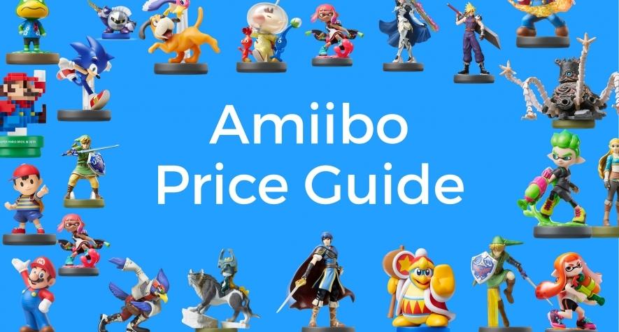 Amiibo Price Guide