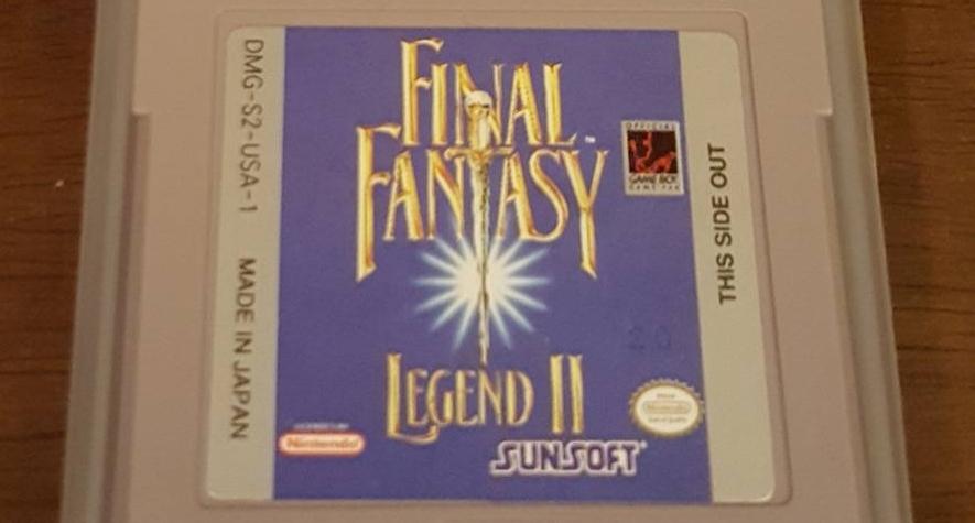 Final Fantasy Legend 2 Review