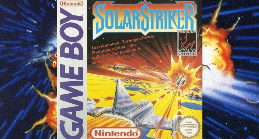 Solar Striker Review