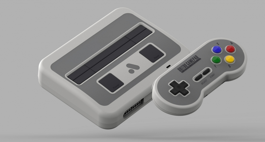 The Analogue Super NT is the best HD SNES Hardware yet.