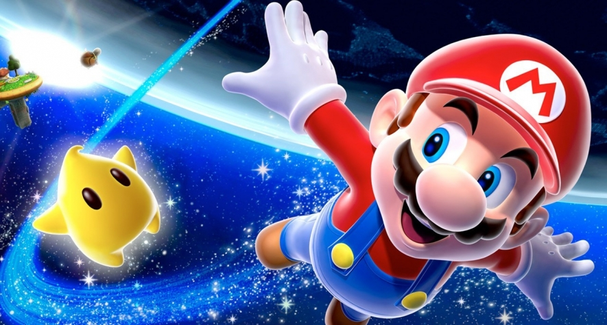 Super Mario Galaxy-versary