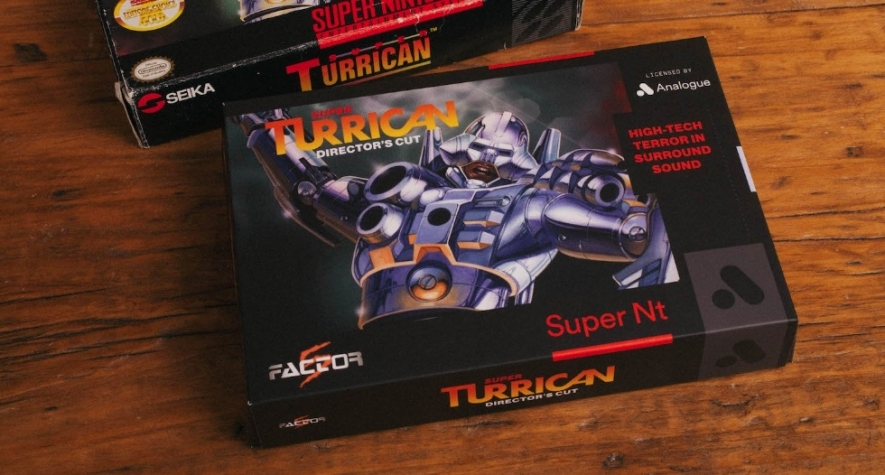 An Unreleased SNES Game is Being Released With The Super NT
