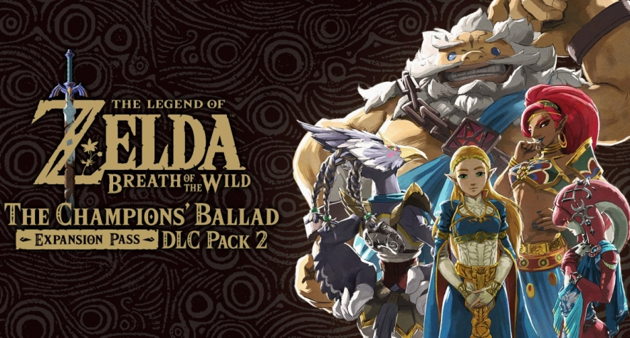 The Legend Of Zelda: Breath of The Wild DLC Pack 2  - The Champions' Ballad Review