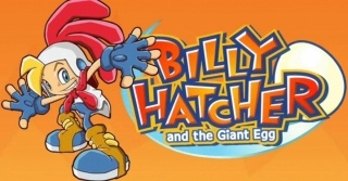 Currently Spiking: Billy Hatcher and the Giant Egg