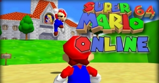 Super Mario 64 gets on online multiplayer mod