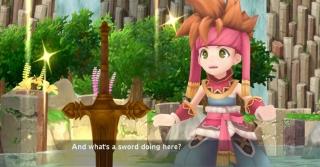 Secret of Mana Remake Announced For PSVita & Ps4