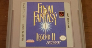 Final Fantasy Legend 2 Review