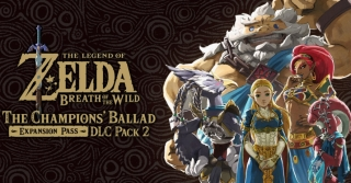 The Legend Of Zelda: Breath of The Wild DLC Pack 2 
