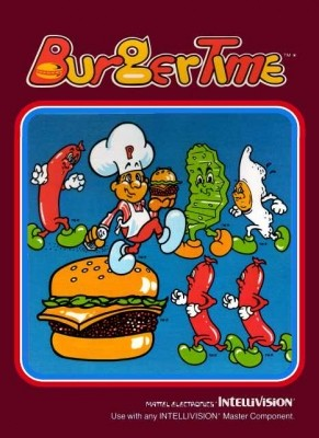 BurgerTime price
