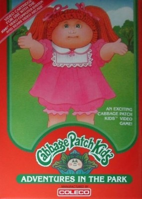 Cabbage Patch Kids Adventures in the Park price