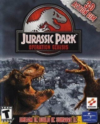 Jurassic Park: Operation Genesis price
