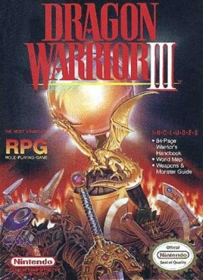 Dragon Warrior III price